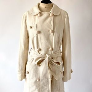 Marc by Marc Jacobs Trench Coat Size Medium
